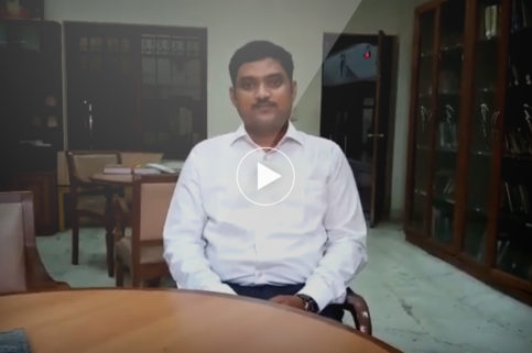 Bala Murugan sharing the Mock interview experience of chinmaya ias academy, chennai
